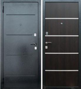 стальные двери с установкой