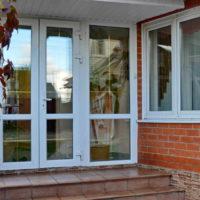 Окна для веранды и террасы купить